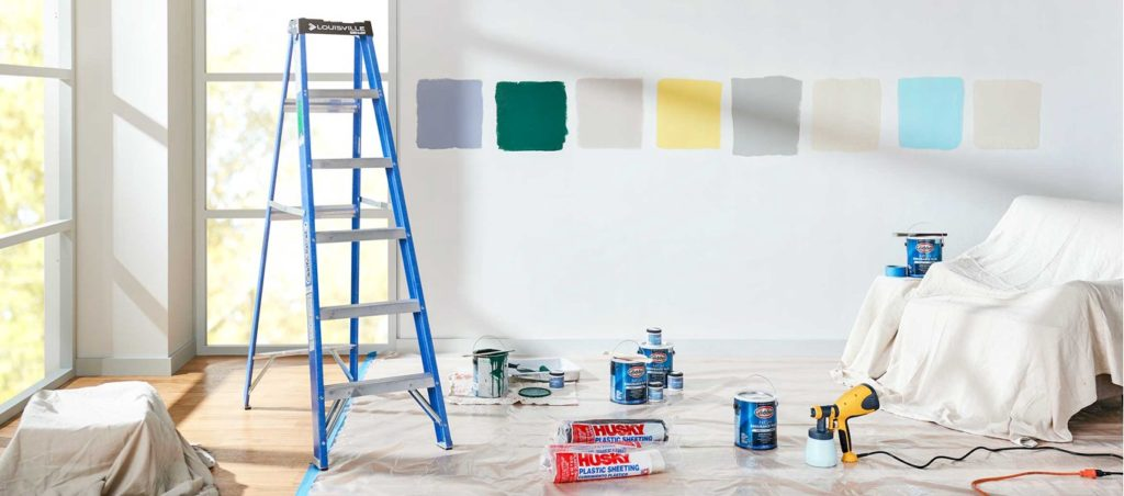 Paint - Fresh Home Solutions